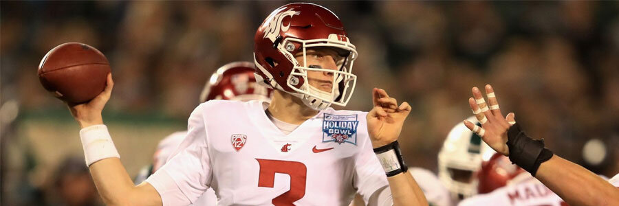 Washington State Cougars 2019 College Football Season Betting Guide