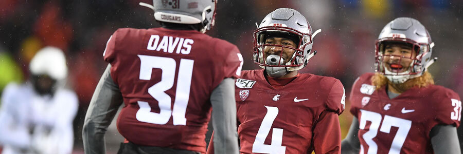 Washington State vs Oregon 2019 College Football Week 9 Odds & Pick