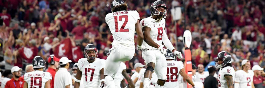 UCLA vs Washington State 2019 College Football Week 4 Spread & Game Preview