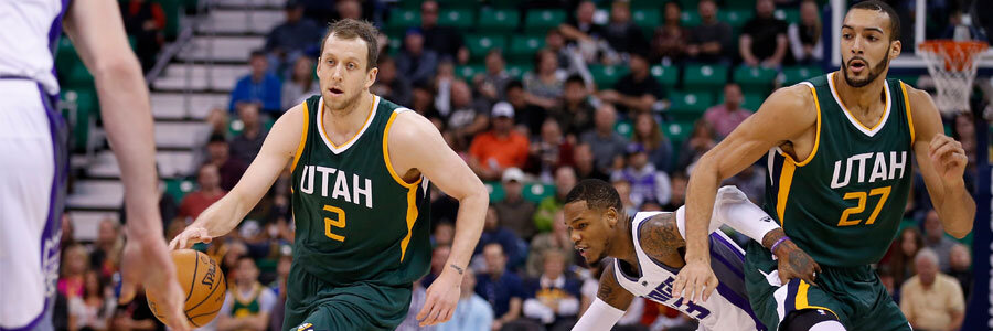 Washington at Utah NBA Lines, Free Pick & TV Info