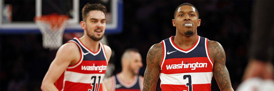 Wizards are Underdogs in NBA Betting Lines vs. Cavaliers on Thursday