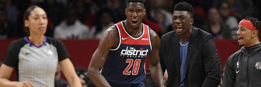 Magic vs Wizards 2019 NBA Spread, Game Info & Expert Pick