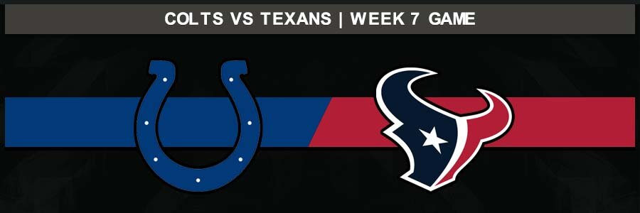 Colts 30 @ Texas 23, Week 7 Result Sunday Football Score