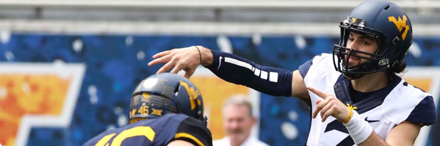 WVU is expected to get 7 win based on the latest college football odds.