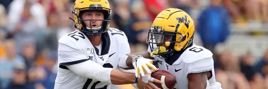 Texas vs West Virginia 2019 College Football Week 6 Lines & Game Prediction