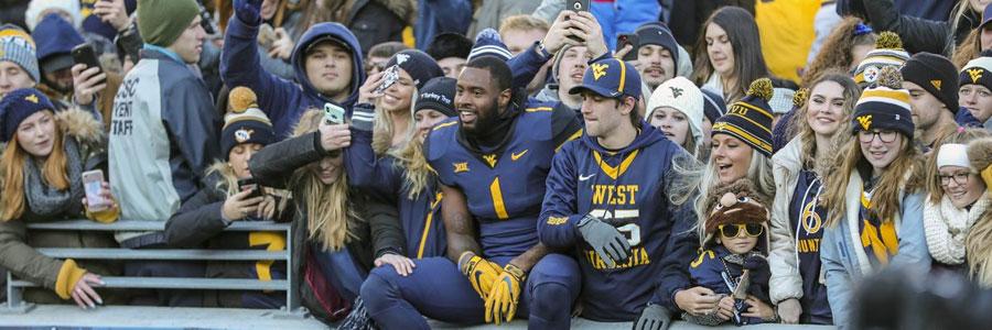 West Virginia at Oklahoma State NCAA Football Week 12 Odds & Pick