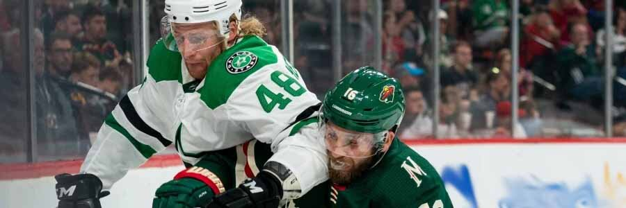 Wild vs Stars 2020 NHL Betting Lines & Game Preview