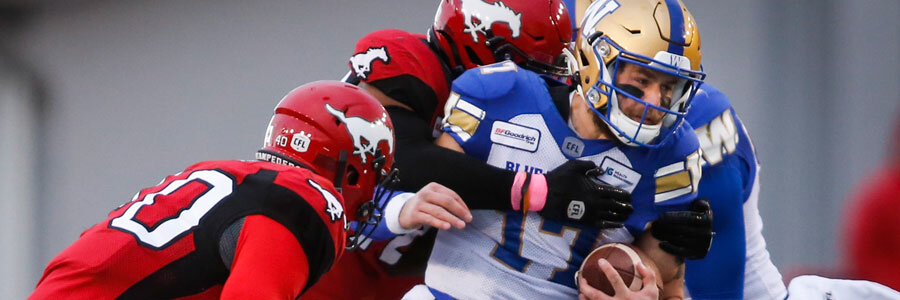 CFL Week 20 Odds, Preview and Picks