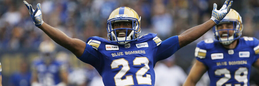 CFL Week 10 Odds & Preview
