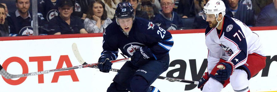 Is Winnipeg a secure bet in the NHL betting odds vs San Jose?