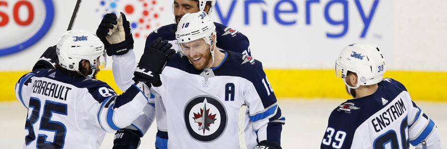 Jets Visit Sharks as NHL Betting Underdogs on Tuesday Night