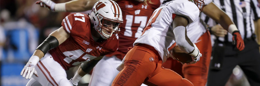 Are the Badgers a safe betting pick  to win in NCAA Football Week 2?
