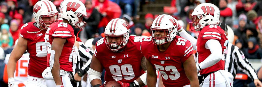 Wisconsin vs Northwestern NCAA Football Week 9 Lines & Pick