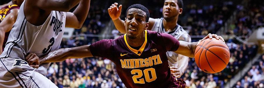 Wisconsin at Minnesota Odds, Prediction & TV Info