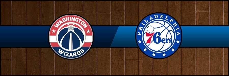 Wizards vs 76ers Result Basketball Score
