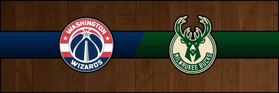 Wizards vs Bucks Result Basketball Score