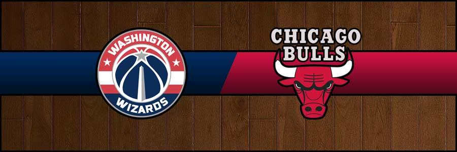 Wizards vs Bulls Result Basketball Score