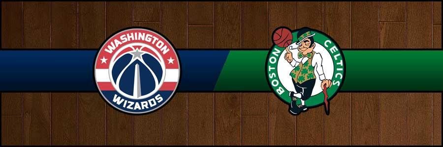 Wizards vs Celtics Result Basketball Score