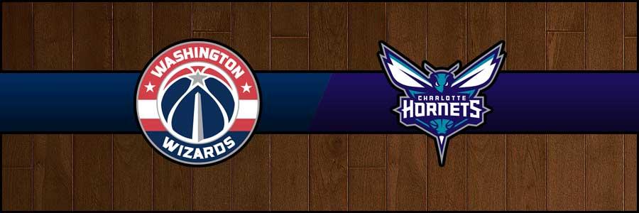 Wizards vs Hornets Result Basketball Score