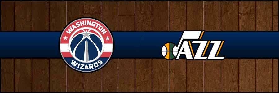 Wizards vs Jazz Result Basketball Score