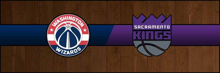 Wizards vs Kings Result Basketball Score