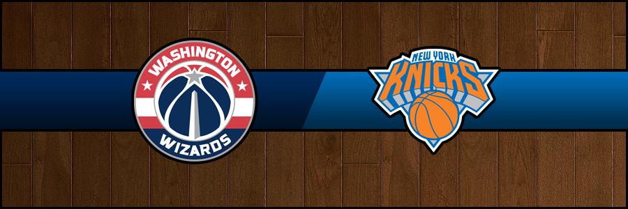 Wizards vs Knicks Result Basketball Score