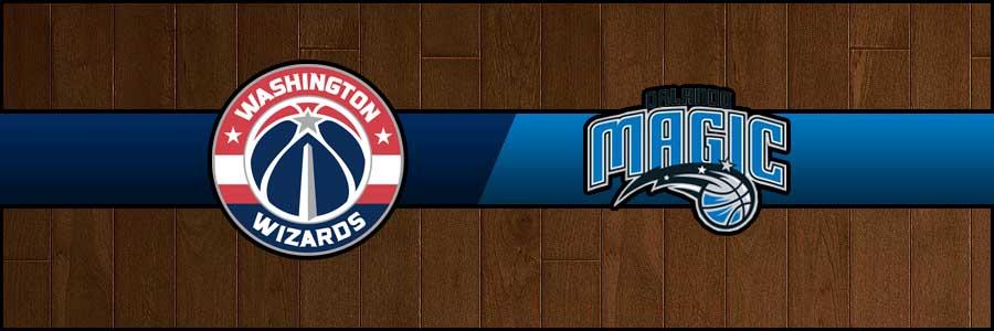 Wizards vs Magic Result Basketball Score