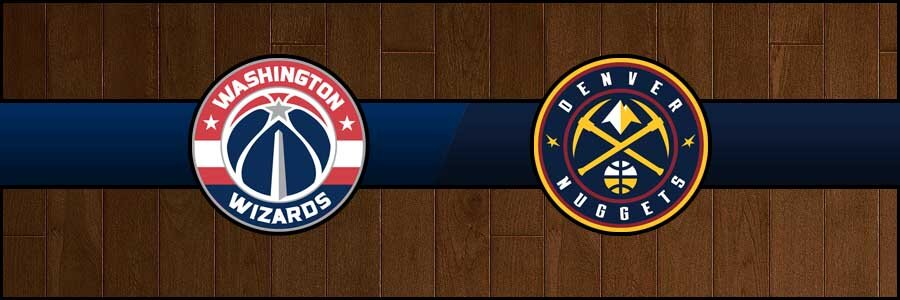 Wizards vs Nuggets Result Basketball Score