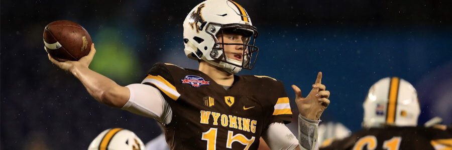 Is Wyoming a safe bet against Iowa in College Football Week 1?